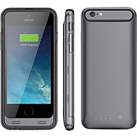 ARMORLITE 2400 mAh iPhone 6 Battery Case (Multiple Colors)