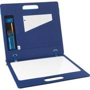 Designed By Students Tray Desk Navy/Light Blue