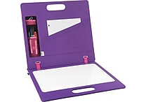 Designed By Students Tray Desk Purple/Pink