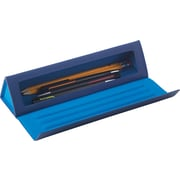 Designed By Students Big Props Pencil Case Blue/Light Blue