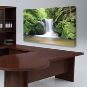 "Biggies- Canvas Board-Waterfall 38"" x 22"