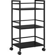 Easy 2 Go Metal Cart, Black