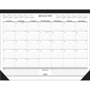Staples 2015/2016 Monthly Academic Desk Pad (12952-15)