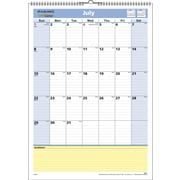2015-2016 AT-A-GLANCE® QuickNotes® Academic Monthly Wall Calendar