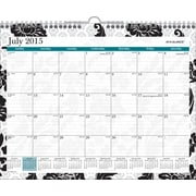 AT-A-GLANCE® 2015/2016 Academic Madrid Desk Pad (PM93-707A-A5)