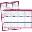 AT-A-GLANCE® 2015/2016 Academic Large Vertical/Horizontal Erasable Wall Planner (PM36AP-28-16)