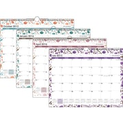 2015-2016 AT-A-GLANCE® Camille Academic Wall Calendar, 15 x 12