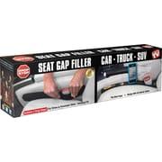 Shark Tank® Drop Stop Vehicle Seat Gap Filler, Neoprene, Black, Set Of 2