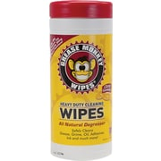 Shark Tank® Grease Monkey Wipes, 25 Count Wipe Canister