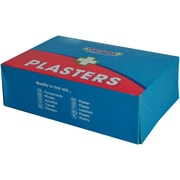 Staples Astroplast Blue Detectable Assorted Band Aids 150 units (M2CWC14039)
