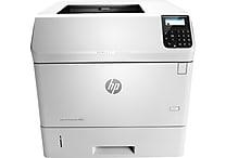 HP® LaserJet Enterprise M605n E6B69A#BGJ Black and White Laser Single-Function Printer