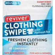 Shark Tank® Reviver Odor Eliminating Swipes, Regular