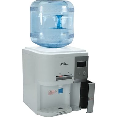 Royal Sovereign Countertop Water Dispenser, Hot and Cold