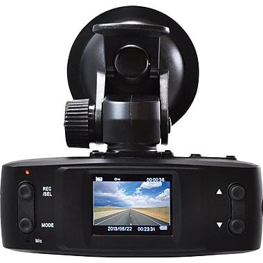 SecurityMan® Carcam-SD HD Car Camera With Impact Sensing Recording