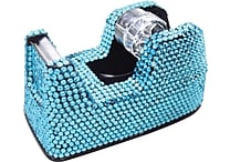 Bling Rhinestone Tape Dispensor, Assorted Colors