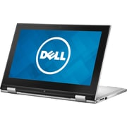"Dell Inspiron I3147-10000SLV, 11.6"" screen, 4 GB RAM, 500 GB Hard Drive, Intel Pentium Processor, 2-in-1 Windows 10 Laptop"