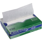 Rite-Wrap Interfolded Light Weight Dry Waxed Deli Papers, 6000 count