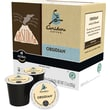 Caribou Coffee® Obsidian®, Keurig® K-Cup® Pods, 18 Count