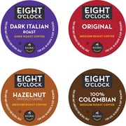Keurig K-Cup Eight O'Clock 18/Packs, Assorted Packs