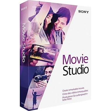 Sony Movie Studio 13, Bilingual