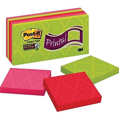 Post-it® Super Sticky 3