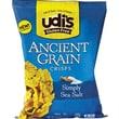 Gluten Free Ancient Grain Crisps, Sea Salt, 4.93 oz Bag, 12/Pack