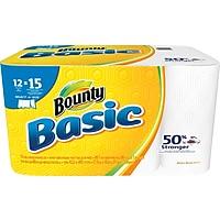 Bounty Basic Large Paper Towels