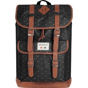 Benrus Black & Star Scout Backpack (B3BSR)