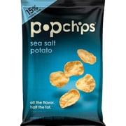 Popchips™, Sea Salt, 3.5 oz., 12 Bags/Box