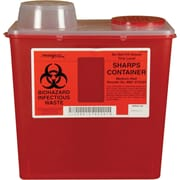 Monoject Sharps Containers; Chimney-Top, 8 qt.