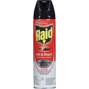 Raid® Ant & Roach Killer, Fragrance Free, 17.5 oz.