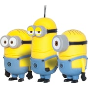 EP Memory Despicable Me 2 Minions USB Flash Drive, Dave, Kevin, Stuart, 8GB, 3-Pack