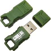 EP Memory Green Mini GorillaDrive Rugged USB 2.0 Flash Drive, 16GB