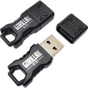 EP Memory Mini GorillaDrive Rugged USB Flash Drive, 64GB, 2-Pack
