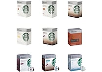 Starbucks® Verismo™ Coffee Pods, Assorted Flavors, 12/Pack