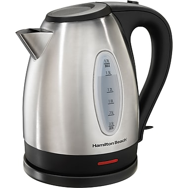 Hamilton Beach® Kettle, 1.7 Litre
