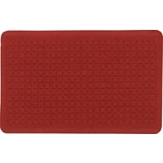"The Anderson Company Get Fit Stand Up Anti-fatigue Mats, Red, 34"" x 47"""
