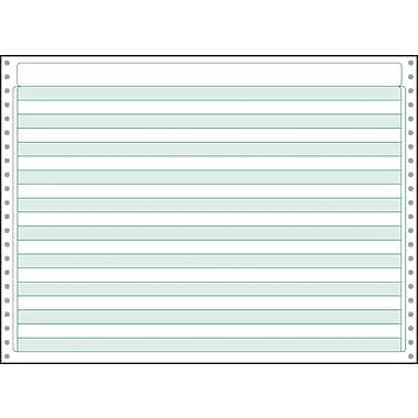 Printworks® Professional 4 Part Computer Paper W/1/2