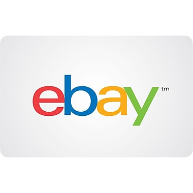 eBay Gift Card 100 Email Delivery