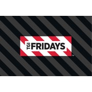 TGI Friday's Gift Card $50 (Email Delivery)