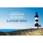 Lands End $50 Gift Card Email Delivery (71017B5000)