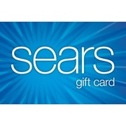 Sears $200 Gift Card Email Delivery (72015B20000)