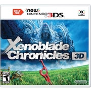 Xenoblade Chronicles 3D for 3DS