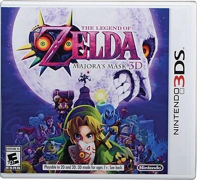 Legend of Zelda Majoras for 3DS 1598606