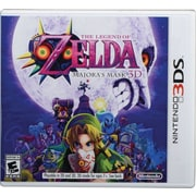 Legend of Zelda Majoras for 3DS