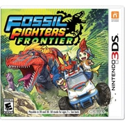 Fossil Fighters Frontier for 3DS
