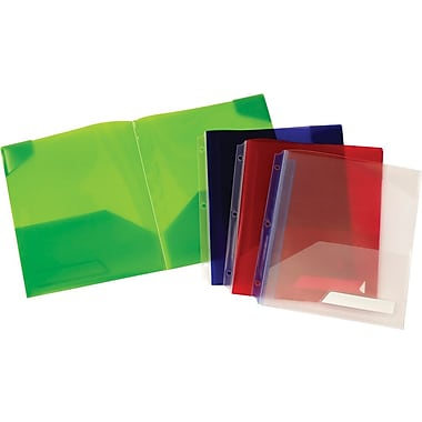 Oxford® Twin Pocket Folder