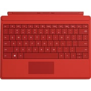 Microsoft Surface 3 Type Cover, Bright Red
