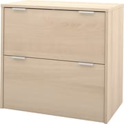 Bestar i3 2Drawers Latereal File, Northern Maple (150630-38)