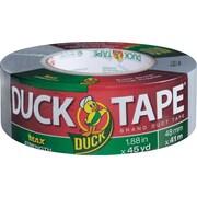 Duck Tape Brand - Ruban à conduits, 1,88 po x 45 vg, gris calibre industriel